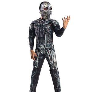 Rubie's Marvel Avengers Deluxe Ultron Costume NWT